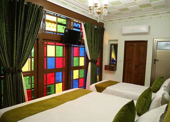 تصاویر اتاق اقامتگاه سنتی پنج دری
