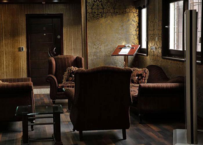 تصاویر تصاویر لابی هتل ارگ محتشم