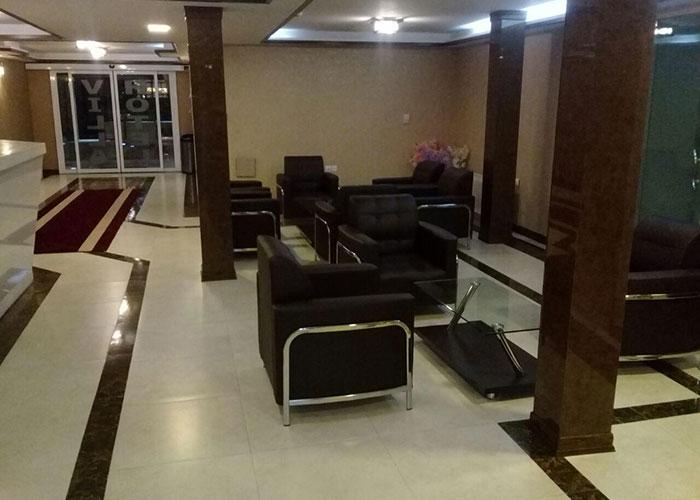 هتل ستاره ویلا تهران