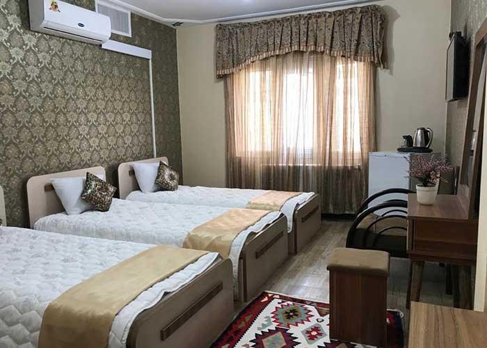 عکس اتاق هتل وندیک همدان