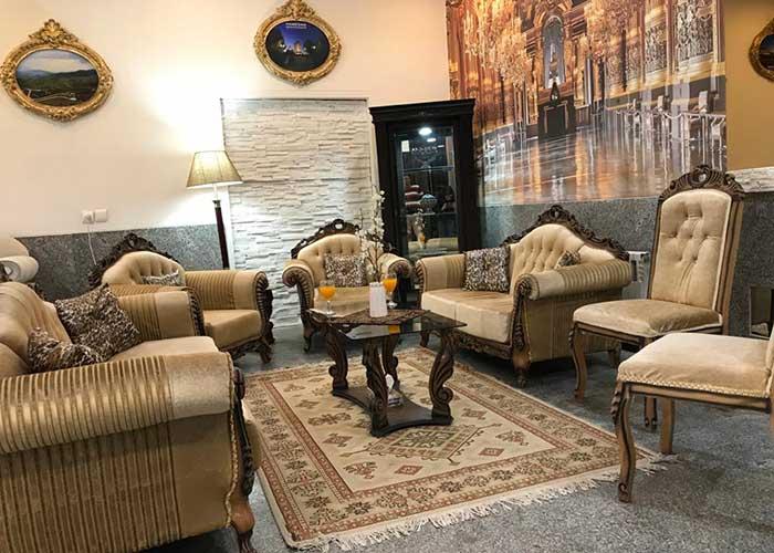 لابی هتل وندیک همدان