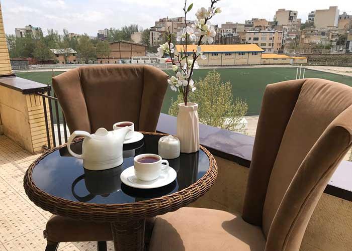 تصاویر هتل وندیک همدان