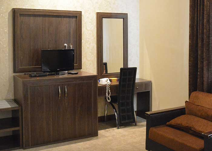 اتاق هتل زنبق یزد