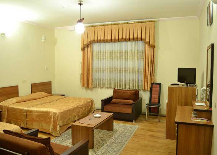 سه تخته هتل زنبق