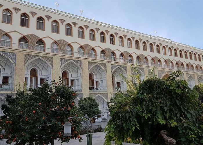 باغ هتل عباسی
