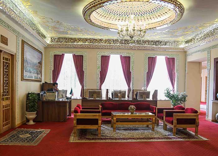 کافی نت هتل عباسی اصفهان