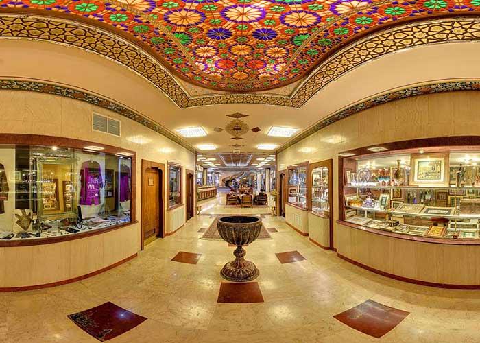 فروشگاه سوغات هتل عباسی اصفهان
