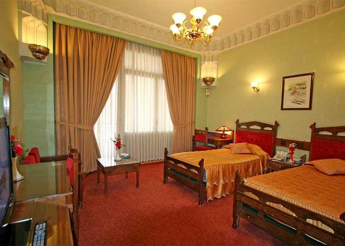 تصاویر اتاق چشم انداز هتل عباسی