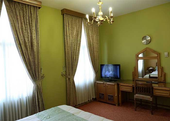 اتاق چشم انداز هتل عباسی