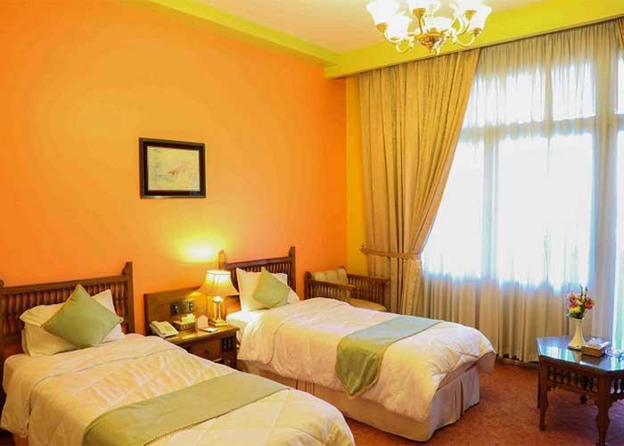 اتاق استاندارد هتل عباسی اصفهان