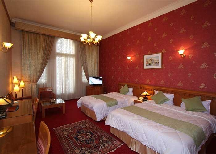 اتاق پردیس هتل عباسی اصفهان