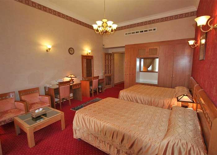 تصاویر اتاق پردیس هتل عباسی اصفهان