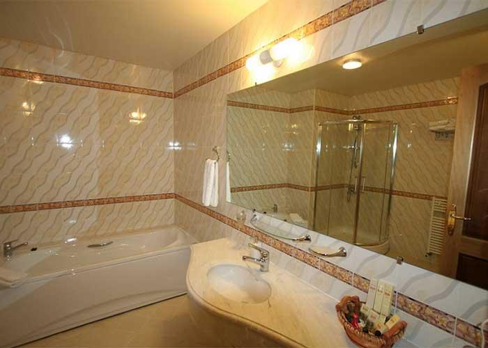 سرویس بهداشتی اتاق پردیس هتل عباسی اصفهان