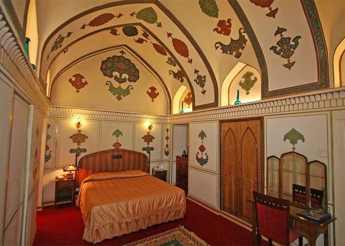 تصاویر سوئیت قاجار هتل عباسی اصفهان