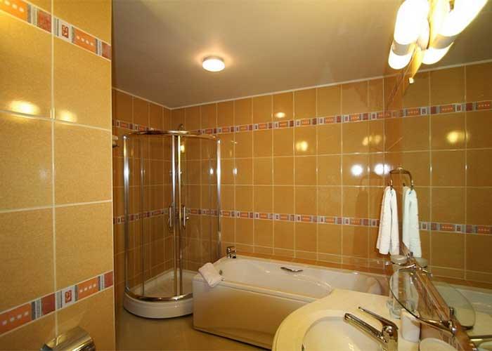 سرویس بهداشتی سوئیت پردیس هتل عباسی اصفهان