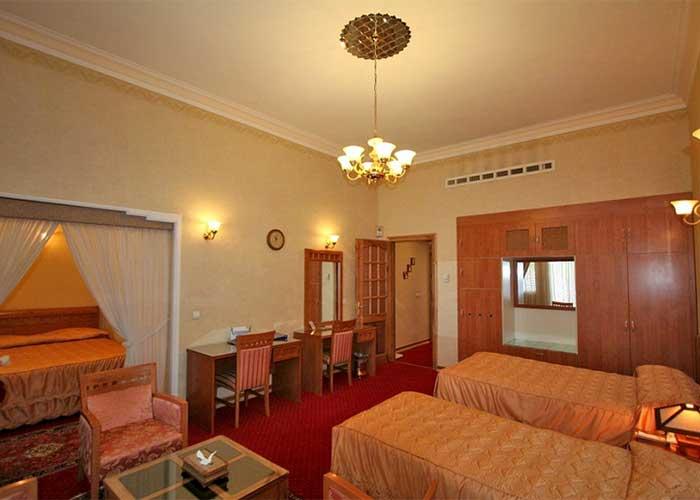 سوئیت پردیس هتل عباسی اصفهان
