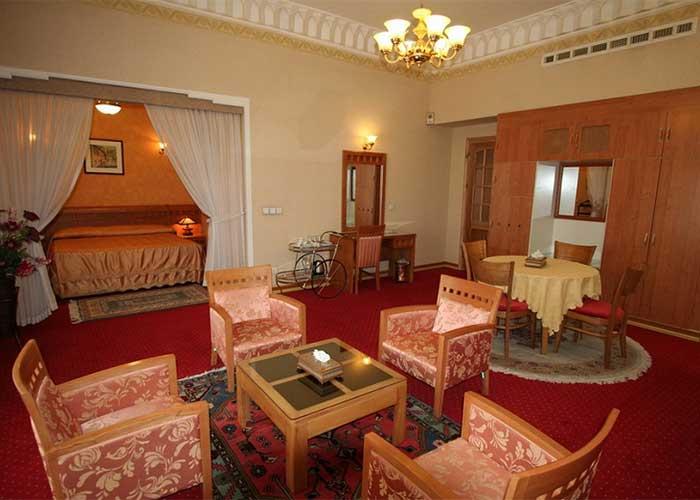 سوئیت پردیس هتل عباسی