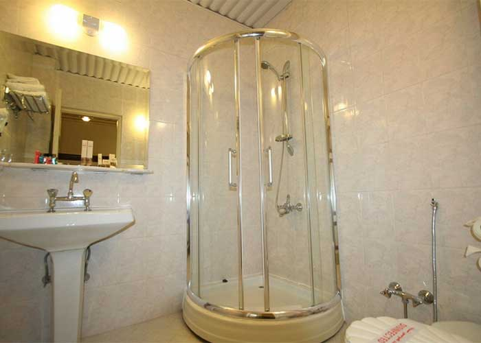 سرویس بهداشتی سوئیت صفوی هتل عباسی اصفهان