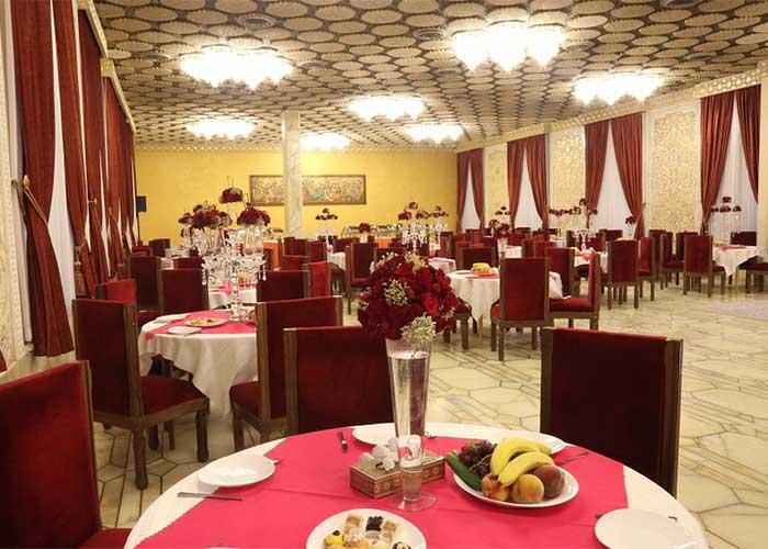 تالار مرمر هتل عباسی