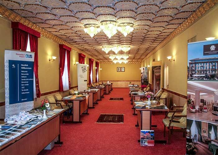تالار سما هتل عباسی اصفهان
