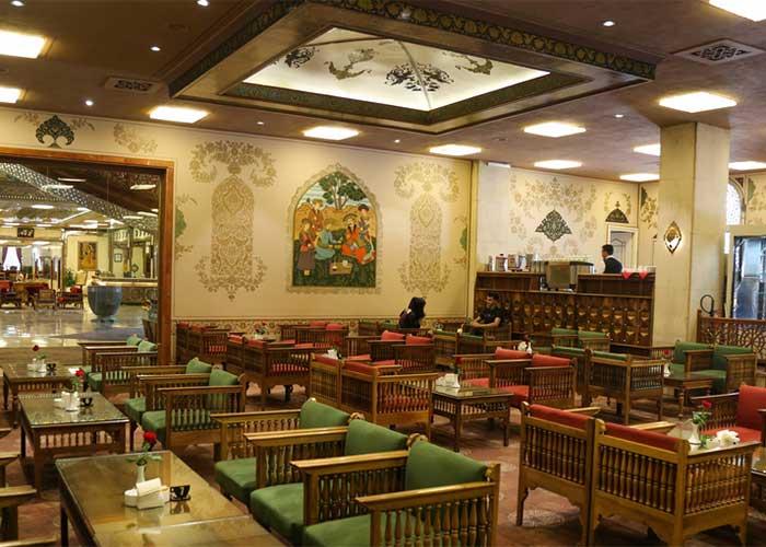 کافه تریا هتل عباسی اصفهان