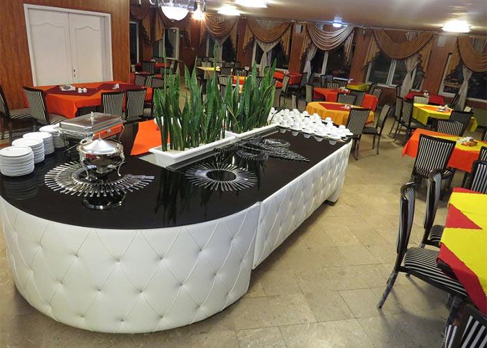 هتل جهانگردی آب گرم محلات