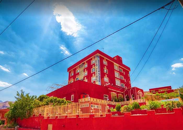ساختمان هتل ابیانه ابیانه