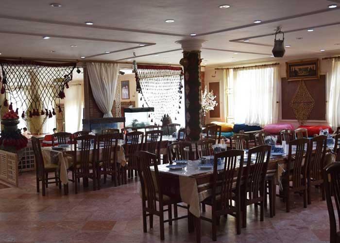رستوران هتل ابیانه ابیانه