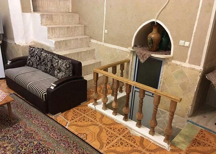 عکس هتل ادیب الممالک یزد