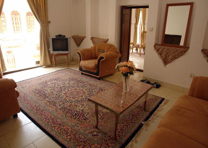 تصاویر اتاق هتل ادیب الممالک