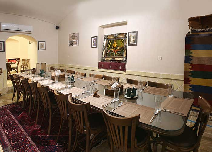 رستوران رستوران اقامتگاه خانه مرشدی 2