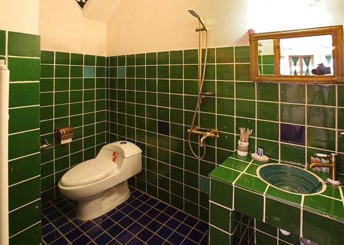 سرویس بهداشتی اقامتگاه خانه مرشدی 2