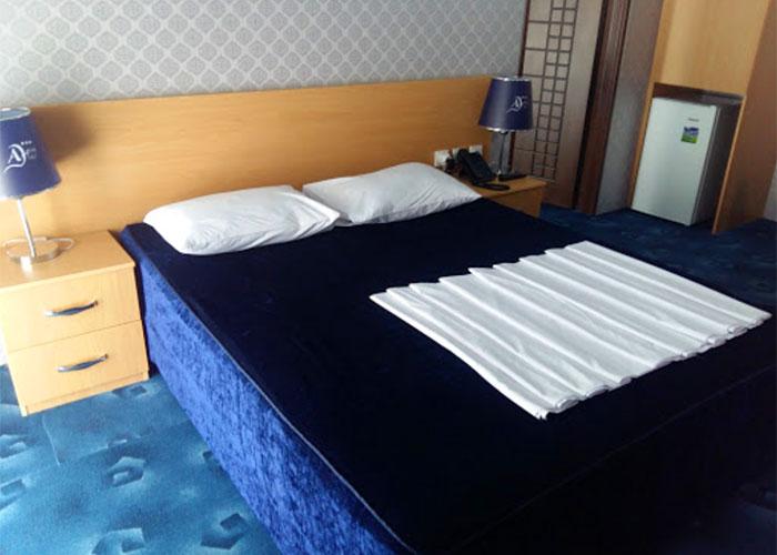 اتاق دو تخته دبل هتل اهراب تبریز