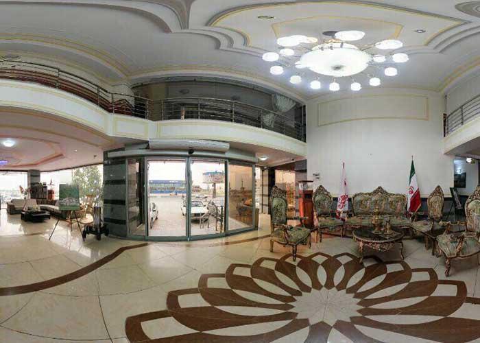 هتل عجم آزاد شهر