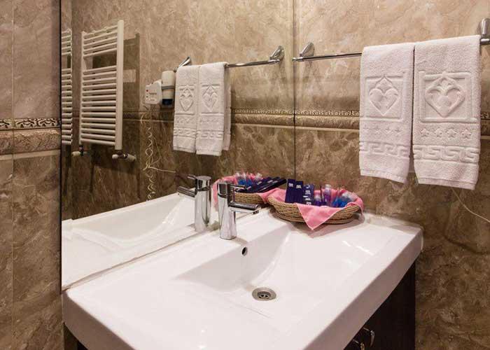 سرویس بهداشتی هتل آکادمی فوتبال ایران
