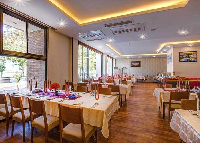 تصاویر رستوران هتل آکادمی فوتبال ایران