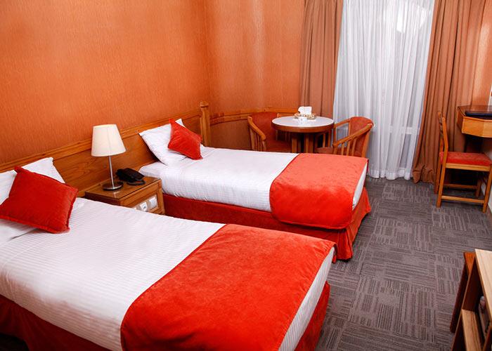 اتاق دو تخته هتل البرز تهران