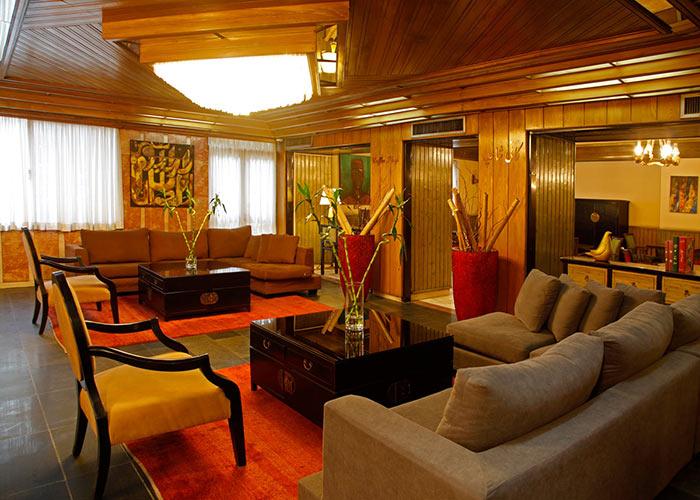 عکس لابی هتل البرز تهران