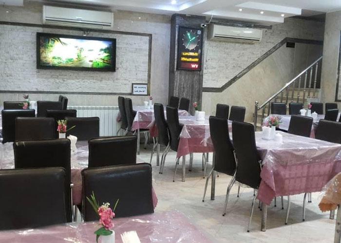 رستوران هتل آپارتمان علیزاده مشهد