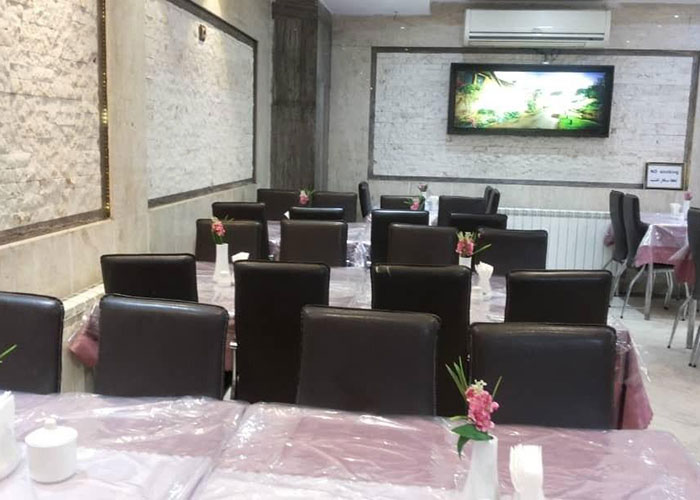رستوران هتل آپارتمان علیزاده