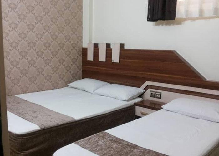 عکس اتاق های هتل آپارتمان علیزاده مشهد