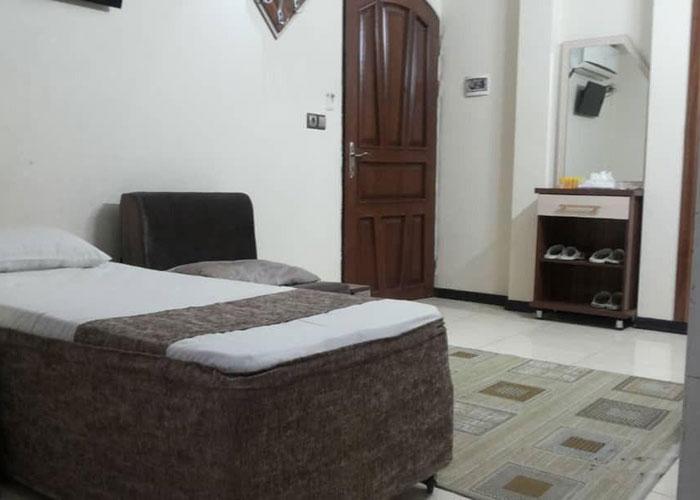 تصاویر اتاق های هتل آپارتمان علیزاده مشهد
