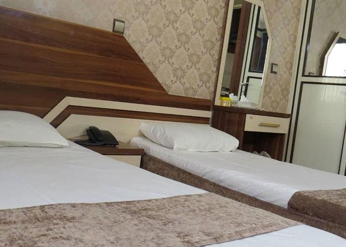 تصاویر اتاق های هتل آپارتمان علیزاده