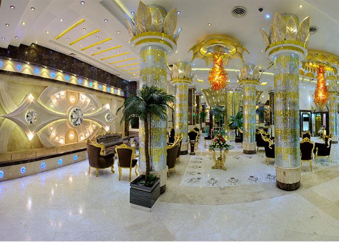 هتل الماس مشهد