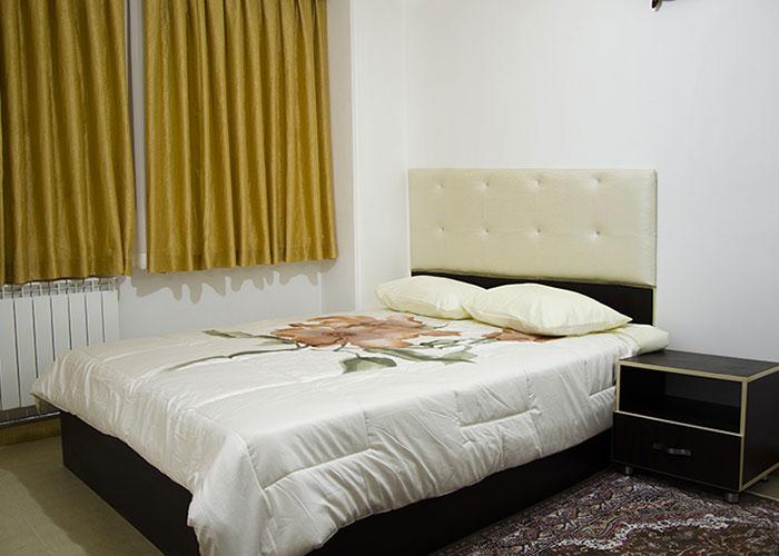 هتل آپارتمان آلتین ارس جلفا