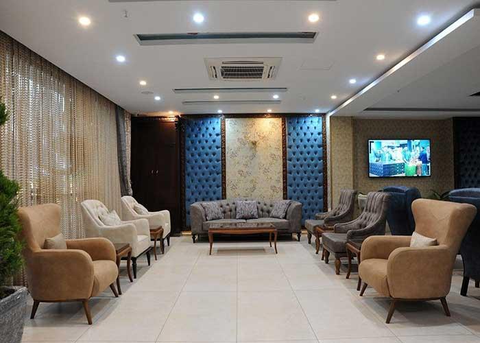 لابی هتل آماتیس تهران