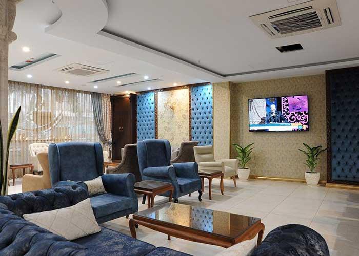عکس لابی هتل آماتیس تهران