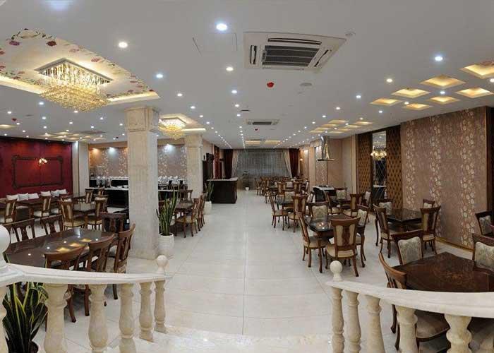 رستوران هتل آماتیس تهران