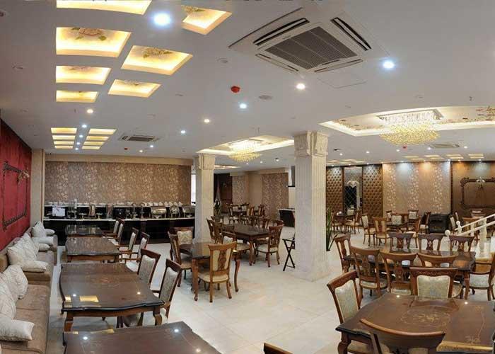 عکس رستوران هتل آماتیس تهران