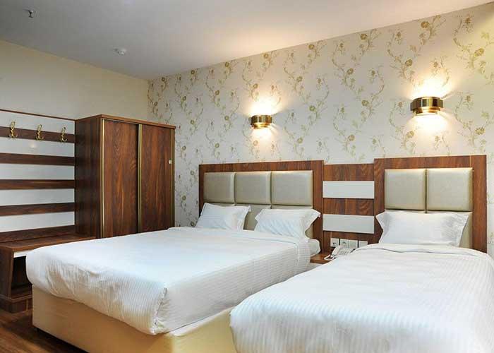 عکس اتاق های هتل آماتیس